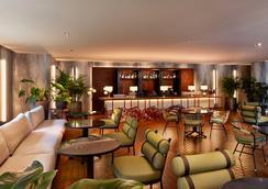 索菲娅公主大酒店 - 巴塞罗那 - 酒吧