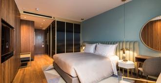 索菲娅公主大酒店 - 巴塞罗那 - 睡房