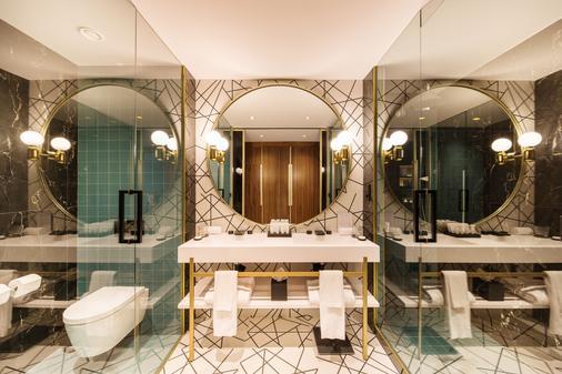 索菲娅公主大酒店 - 巴塞罗那 - 浴室