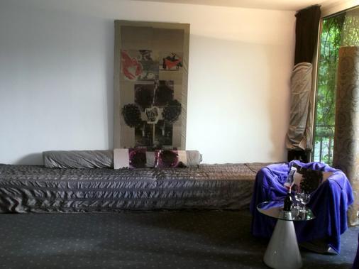 阿方索宫殿酒店 - 亚琛 - 客厅