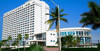 设计套房豪华公寓酒店 - 迈阿密海滩 - 建筑