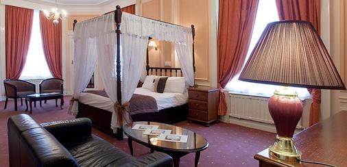 阿德菲酒店 - 利物浦 - 睡房