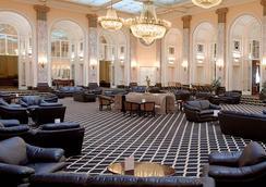 阿德菲酒店 - 利物浦 - 休息厅