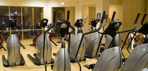 阿德菲酒店 - 利物浦 - 健身房