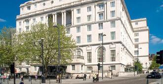 大不列颠-雅达菲酒店 - 利物浦 - 建筑