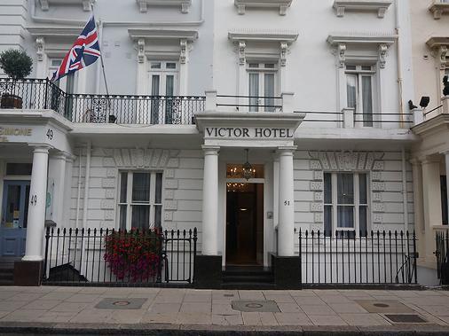 伦敦维克多酒店 - 伦敦 - 建筑