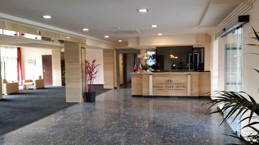 Regal Park Hotel - 罗马 - 柜台
