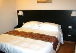 维欧公园酒店 - 罗马 - 睡房