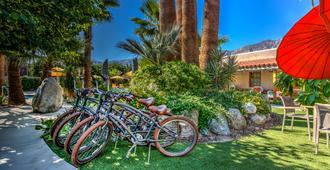 潜水棕榈泉酒店 - 棕榈泉 - 户外景观