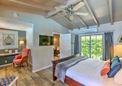 小马山林小屋酒店 - Palm Springs - 睡房