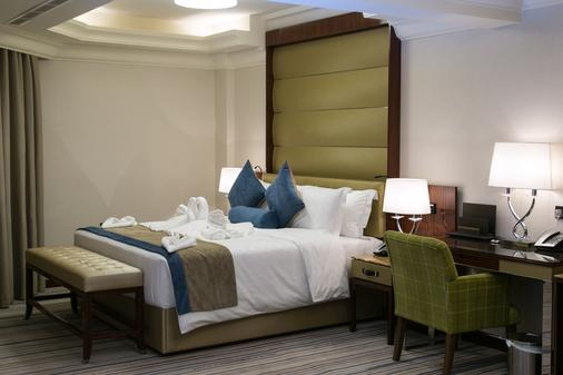 珍珠湾酒店式公寓 - 多哈 - 睡房
