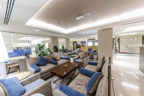 珍珠湾酒店式公寓 - 多哈 - 大厅