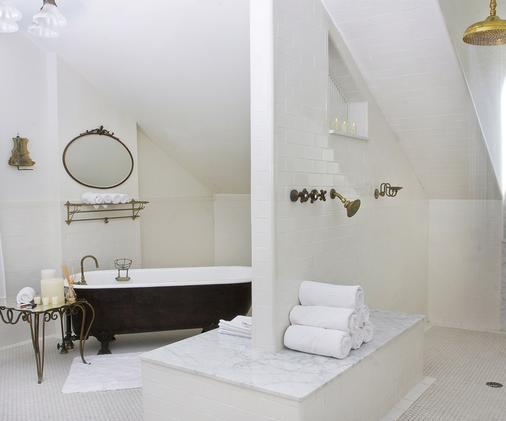 国际家园酒店 - 新奥尔良 - 浴室