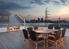 国际家园酒店 - 新奥尔良 - 露天屋顶
