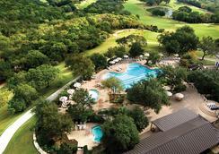 奥米尼巴顿克里克温泉度假酒店 - 奥斯汀 - 游泳池