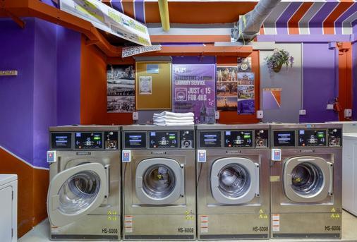 附加布拉格酒店 - 布拉格 - 洗衣设备