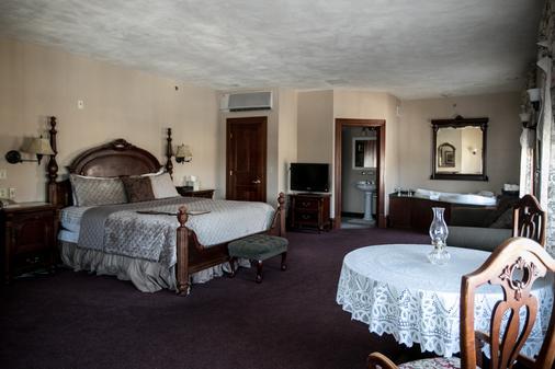 红宝石玛丽酒店 - 麦迪逊 - 睡房