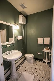 红宝石玛丽酒店 - 麦迪逊 - 浴室
