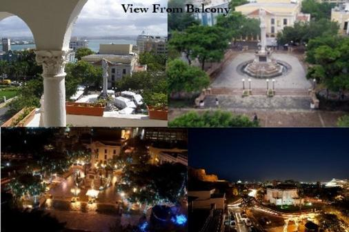 旧金山波萨达酒店 - 圣胡安 - 户外景观