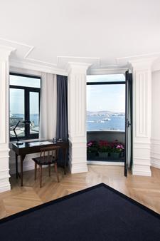 卡拉廓伊客房酒店 - 伊斯坦布尔 - 阳台