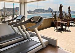 奥拉克帕卡巴那酒店 - 里约热内卢 - 健身房