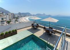 奥拉克帕卡巴那酒店 - 里约热内卢 - 游泳池