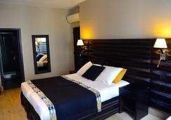 蒙马特歌剧院米尼酒店 - 巴黎 - 睡房