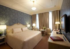 丽笙莫斯科皇家酒店 - 莫斯科 - 睡房