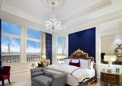 特朗普国际华盛顿特区酒店 - 华盛顿 - 睡房