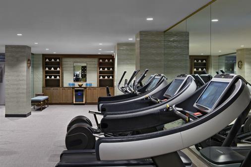 特朗普国际华盛顿特区酒店 - 华盛顿 - 健身房