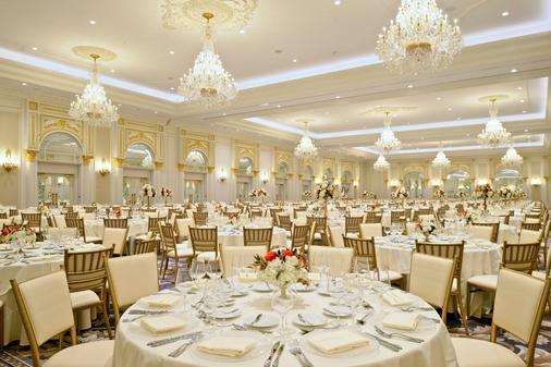 特朗普国际华盛顿特区酒店 - 华盛顿 - 宴会厅