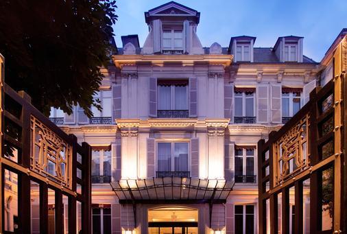 摄政花园酒店 - 巴黎 - 建筑