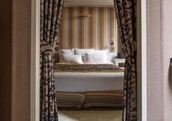 摄政花园酒店 - 巴黎 - 睡房