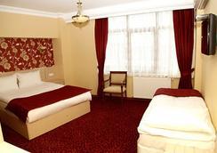 伊斯坦布尔金角湾酒店 - 伊斯坦布尔 - 睡房