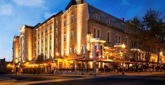 劳里尔堡酒店 - 魁北克市 - 建筑