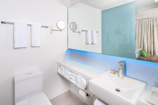 劳里尔堡酒店 - 魁北克市 - 浴室