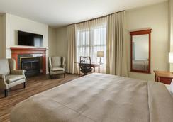 劳里尔堡酒店 - 魁北克市 - 睡房