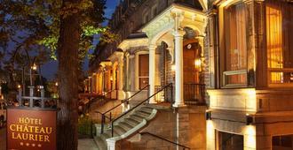 劳里尔堡酒店 - 魁北克市 - 酒店入口