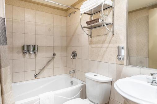 贝尔维尤城堡酒店 - 魁北克市 - 浴室