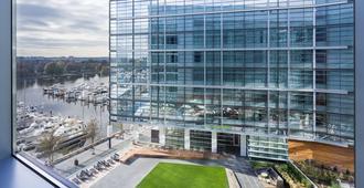 华盛顿特区码头希尔顿嘉诺宾酒店 - 华盛顿 - 建筑