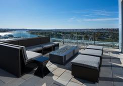 华盛顿特区码头希尔顿Canopy酒店 - 华盛顿 - 露天屋顶
