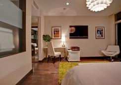 迈阿密普莱姆酒店 - 迈阿密海滩 - 睡房