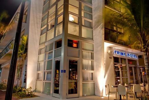 迈阿密普莱姆酒店 - 迈阿密海滩 - 建筑