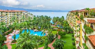韦拉斯巴亚尔塔套房度假酒店 - - 巴亚尔塔港 - 建筑