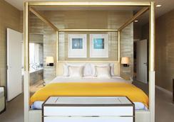纽约伦敦酒店 - 纽约 - 睡房