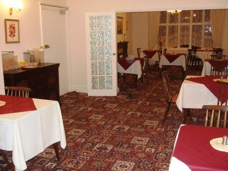 瑞士风B&B小屋 - 大雅茅斯 - 餐厅
