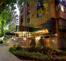 圣地亚哥公园广场酒店