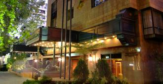 圣地亚哥公园广场酒店 - 圣地亚哥 - 建筑