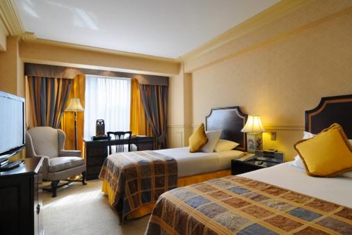圣地亚哥公园广场酒店 - 圣地亚哥 - 睡房
