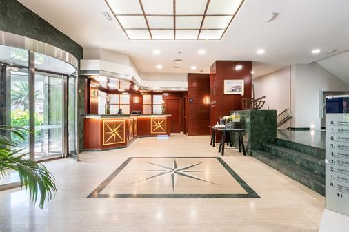 欧洲之星拉科鲁尼亚城市酒店 - 拉科鲁尼亚 - 大厅